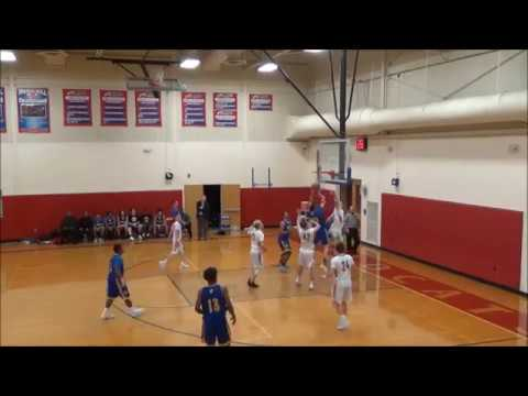 Game Highlights Boys' Varsity: Hudson 79 vs Maple Hill 63 (F)