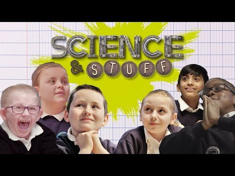 Loud Science with Robin Ince – Science & Stuff