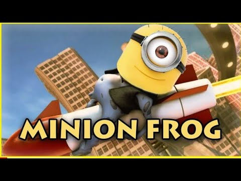 Download Crazy frog axel f (minions cover) parody