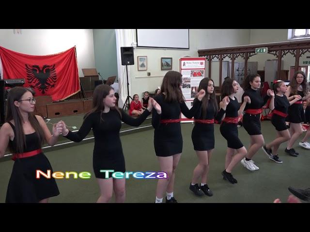 Valle Kolonjare  . Grupi i femijeve Nene Tereza . dt 6 . 7 . 2019