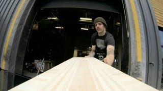 GoPro: Shaun White's Birth of a Board