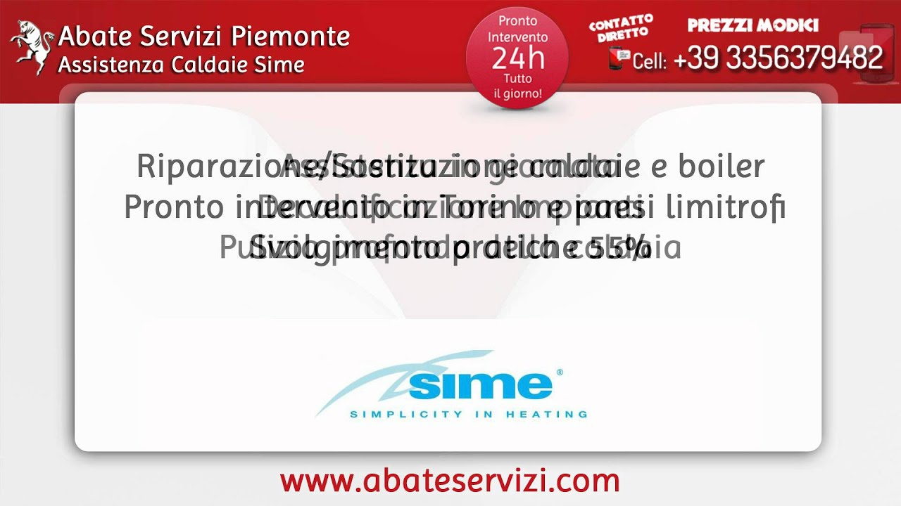 Centro Assistenza Manutenzione Caldaie Sime - http://www ...