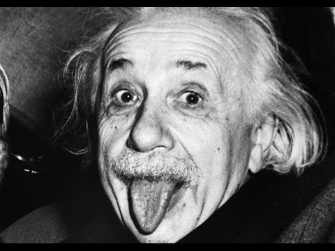 Интересные факты _ Почему Энштейн  показал язык