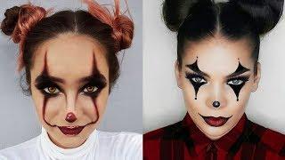 💄 Best Makeup Halloween 2018 | 👻Top 8 Easy Halloween Makeup Tutorial Scary Compilation 2018 #2