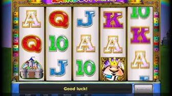 Rainbow King Slot - Play Novomatic online for Free