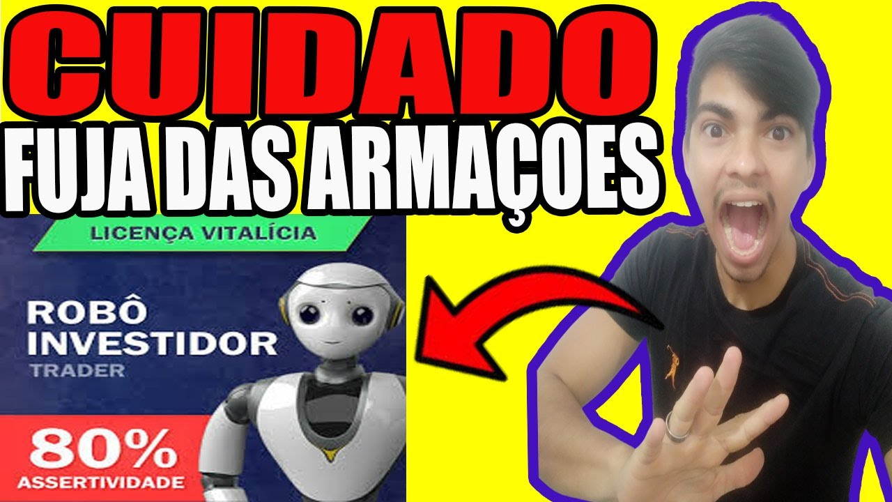 robo trader android
