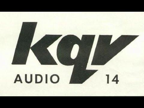 KQV 1410 Pittsburgh - CRC Radiant Radio Jingles - 1960