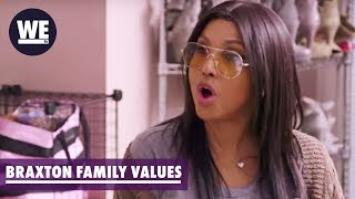 Which Braxton Sister Eloped?! | Braxton Family Values