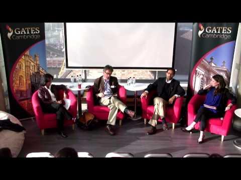 Alumni Weekend 2013: The Arab Spring at year 2