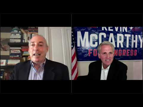 A Conversation with House Republican Leader, Congressman Kevin McCarthy & Dan Schnur