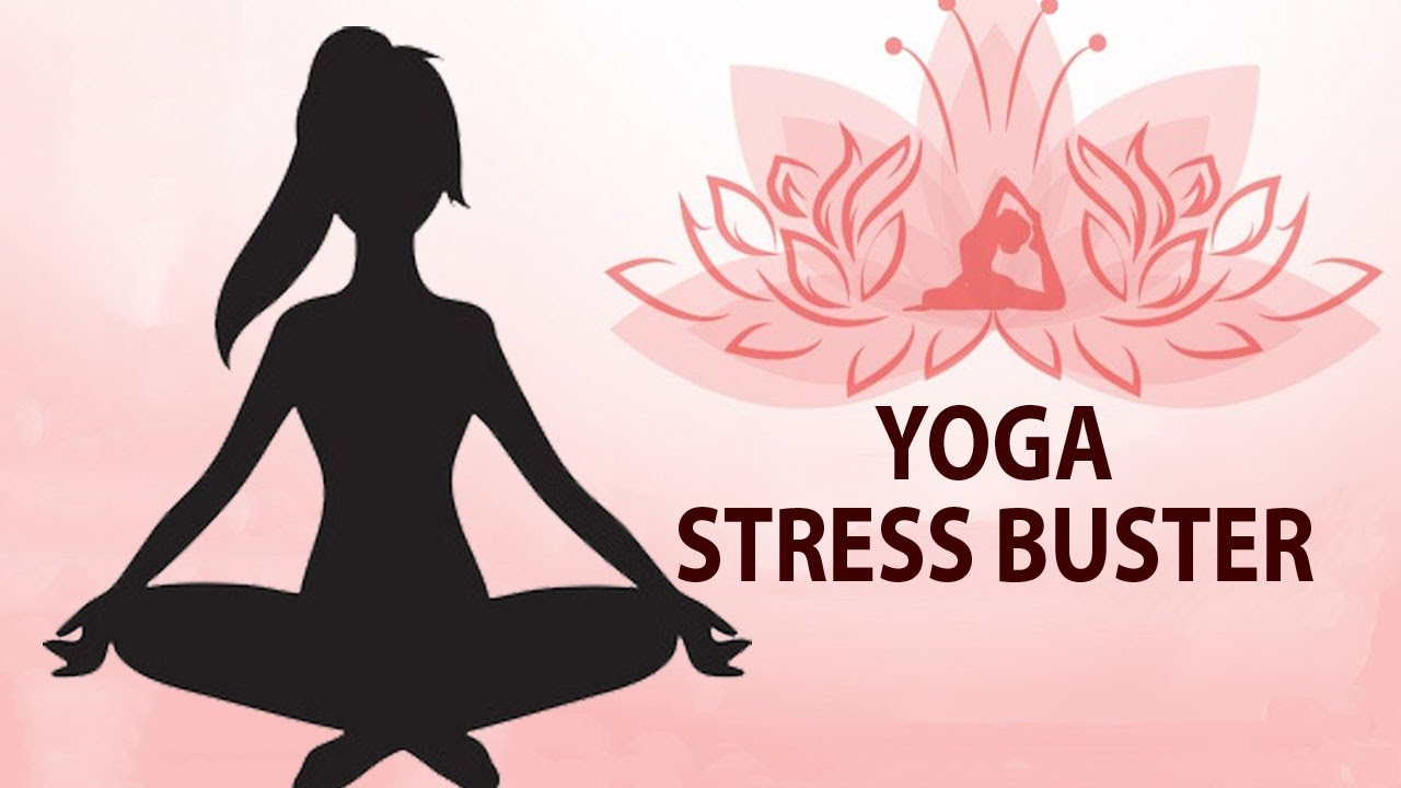 Stress Relief Yoga   Simple Yoga Exercises for Depression ...