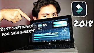 Best video editing software for beginners 2018 Edition!