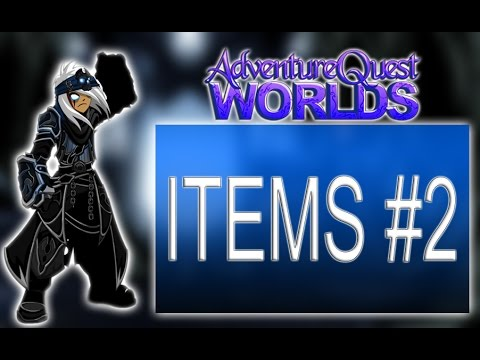 =AQW=How to get cool non-member items #2