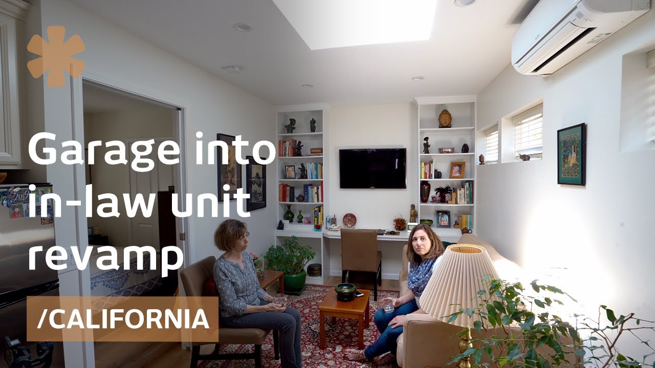 Turning A Garage Into An In Law Unit As Empty Nest