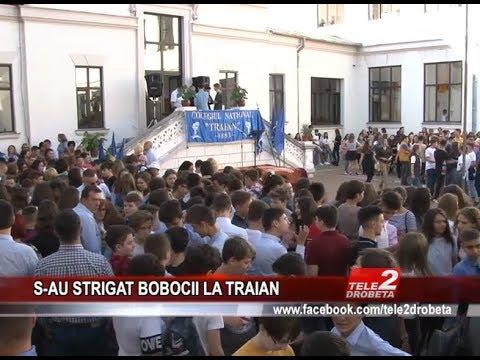 S-AU STRIGAT BOBOCII LA TRAIAN
