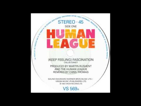 The Human League - (Keep Feeling)...
