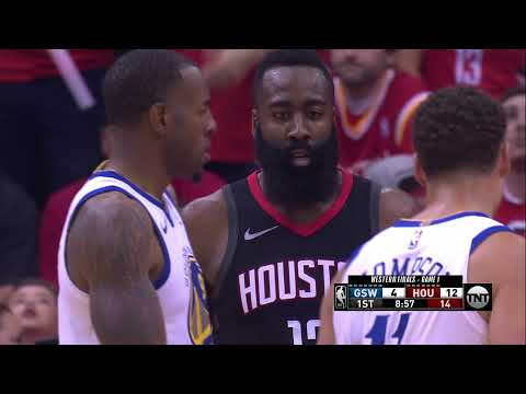 NBA Playoffs - Golden State at Houston,...