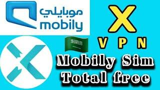 pin active X VPN Mobily SIM free net