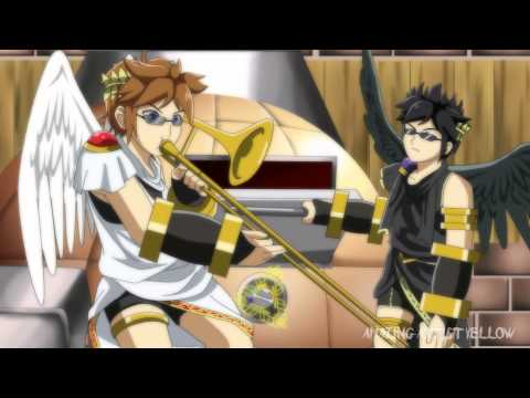 When Palutena isn't home... 【Kid Icarus: Uprising】