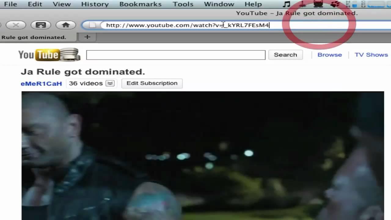 YouTube's secret Link shortener !