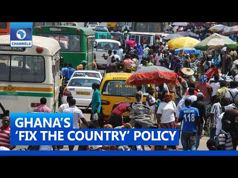 Making Sense Of Ghana's 'Fix The Country Now' Campaign