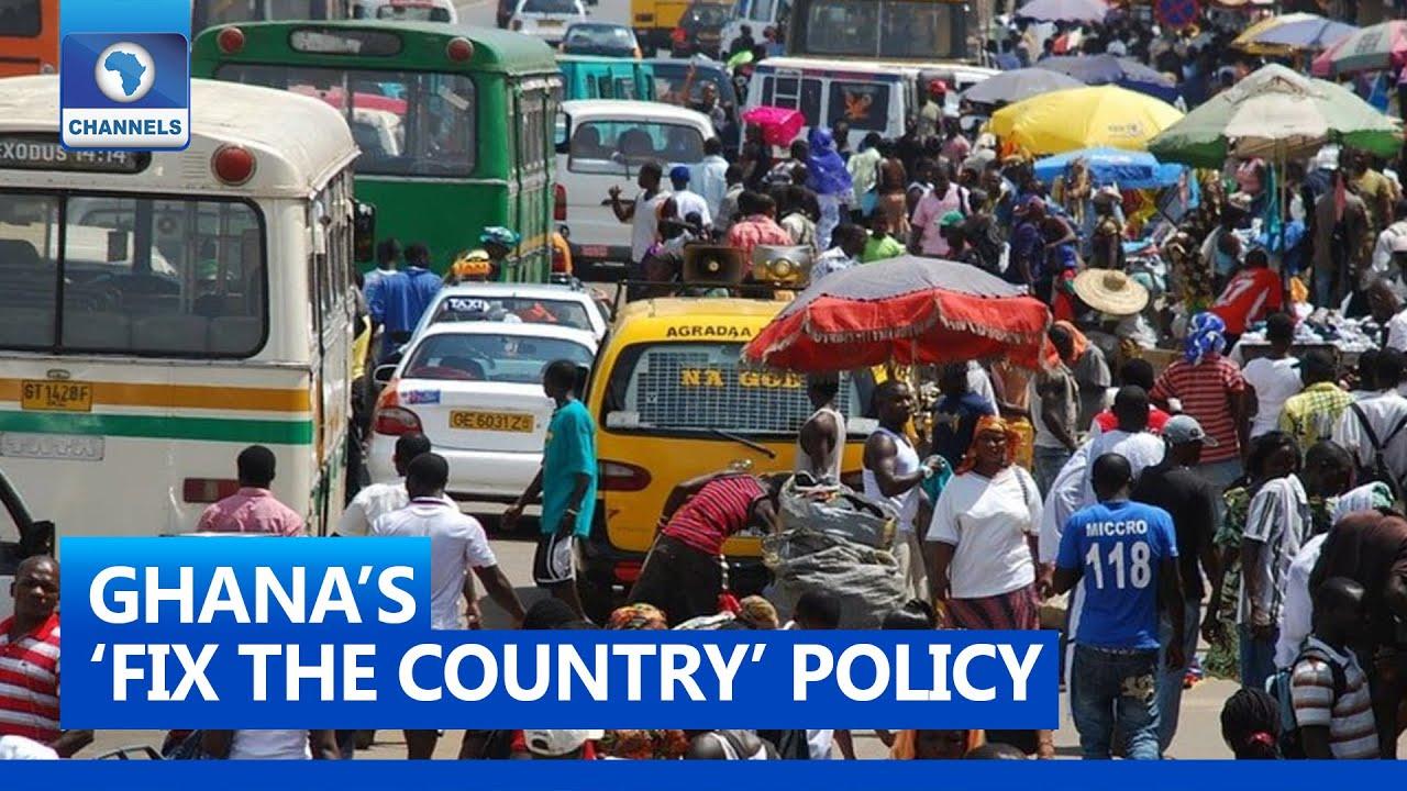Ghana Fact check: