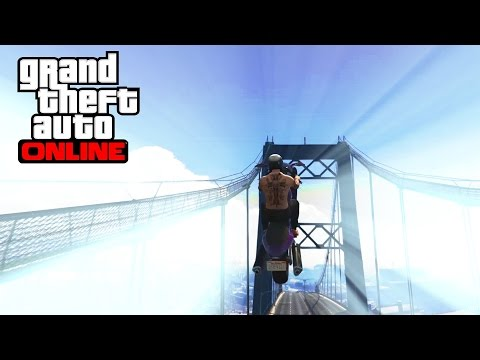 GTA 5 PC - The Top 10 Challenge ! Fantastic Jump