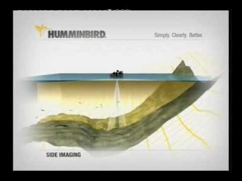 humminbird side imaging technology - youtube, Fish Finder