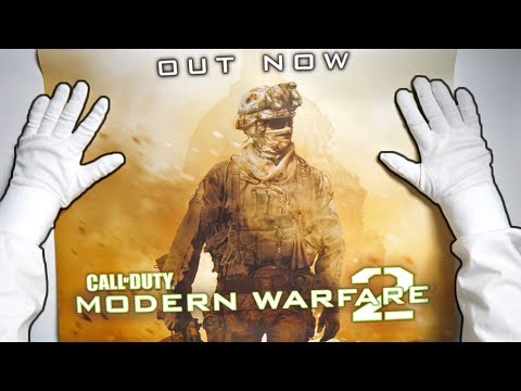 Ultimate MW2 Unboxing! (Compilation) Modern Warfare 2 Xbox One X Backwards Compatible Gameplay