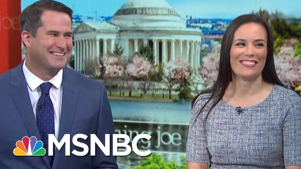 Iraq War Vet From Texas Sets Her Sights On Congress | Morning Joe | MSNBC