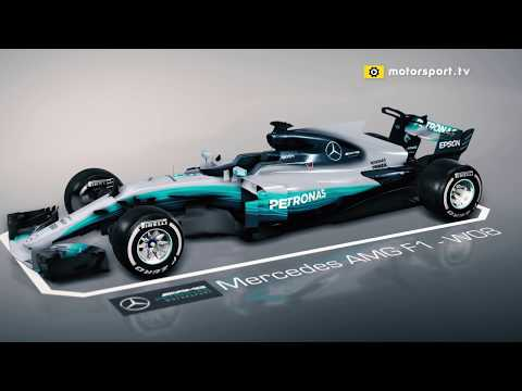 F1 tech video: Has Mercedes built F1's most complicated car ever?
