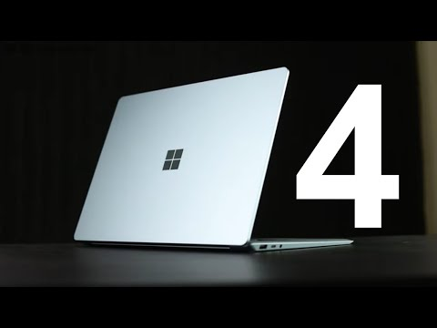 SURFACE LAPTOP 4 by Microsoft (Full Review 2021)