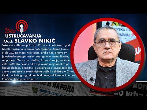 BEZ USTRUČAVANJA - Slavko Nikić: Albanac Te Ceni Samo Onoliko Koliko Držiš Reč!