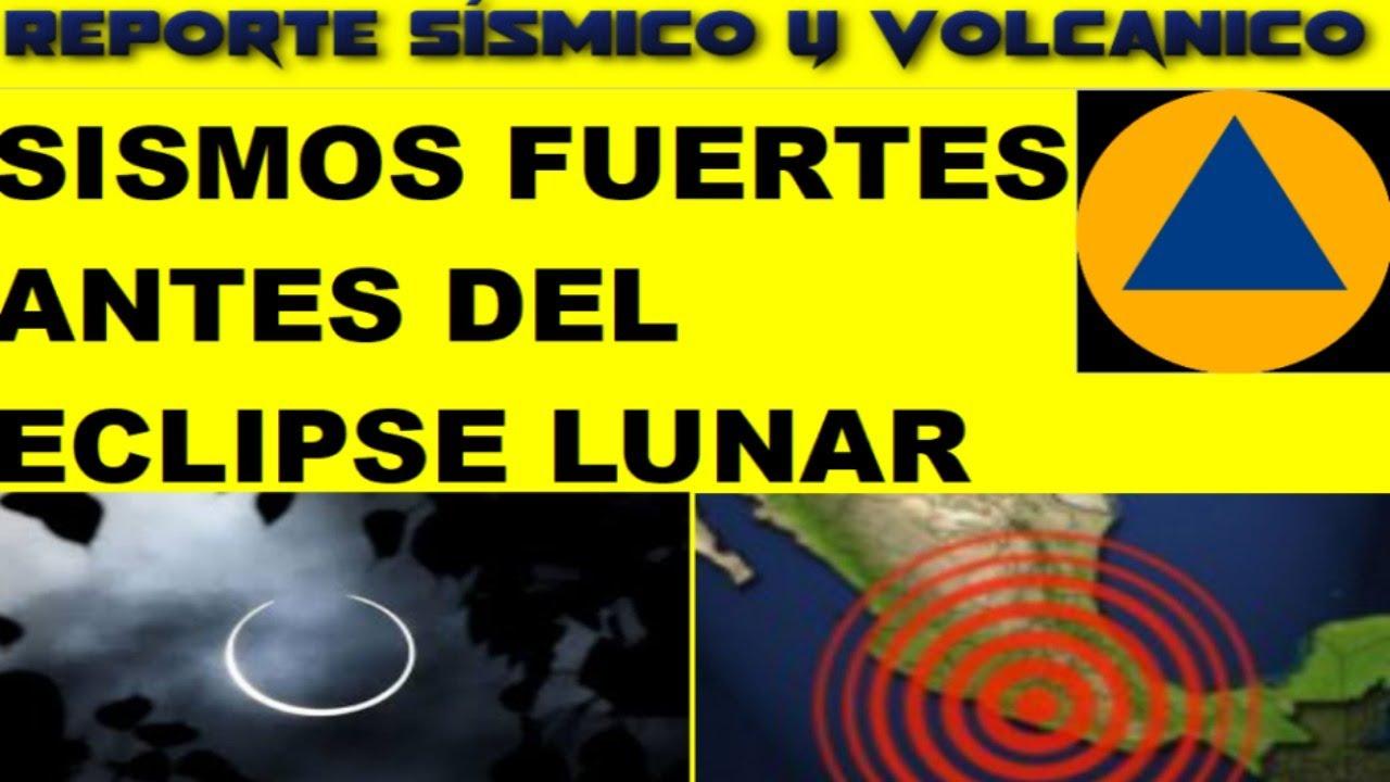 🔴🔴LUNA DE TRUENO----ECLIPSE EN MEXICO !!! SISMOS IMPORTANTES  VENDRAN  // ALERTAS Y PREVENIDOS🔴🔴