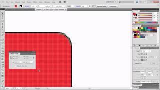 Adobe Illustrator Align to Pixel Grid