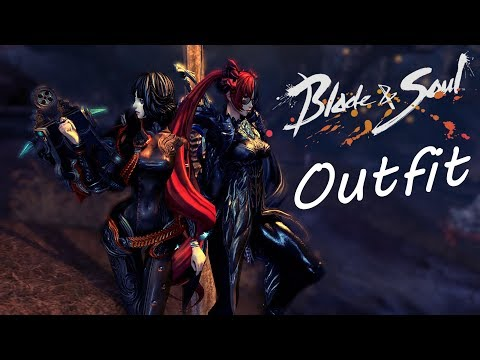 Blade & Soul Outfit Seri #10 Review Outfit Hoan hỉ (Event Xmas)
