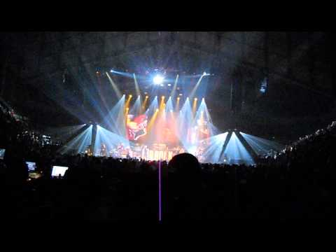 "Kid Rock: ""Chickens In The Pen"" Live @ Allen County Memorial Coliseum: Fort Wayne, IN. 3-26-2013."