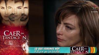 Caer en tentación | Avance 17 de noviembre | Hoy - Televisa