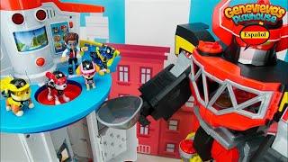 ¡Aprende los Colores con Video Educativo para Niños! Compilación de Juguetes de Paw Patrol