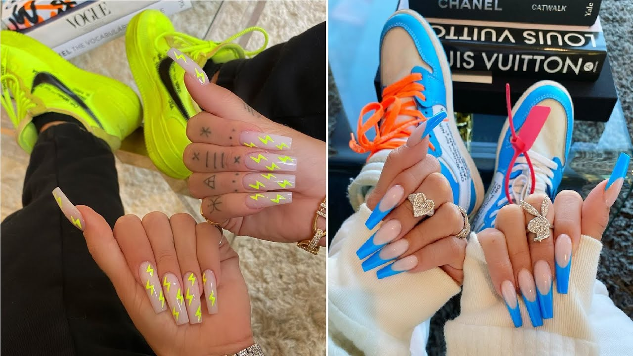 Incredible Nail Art Ideas for a Modern Woman | The Best Nail Art Designs