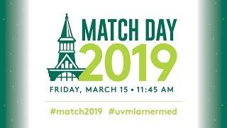 Class of 2019 Match Day