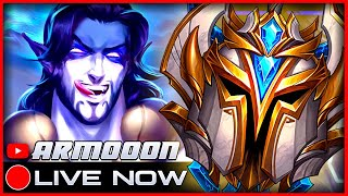 ARMOOON LIVE | #1 SYLAS CLIMB TO CHALLENGER | League of Lege…