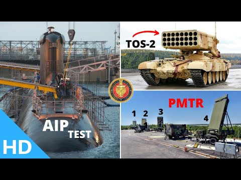 Indian Defence Updates : Russia Offers Tosochka-2,DRDO AIP P