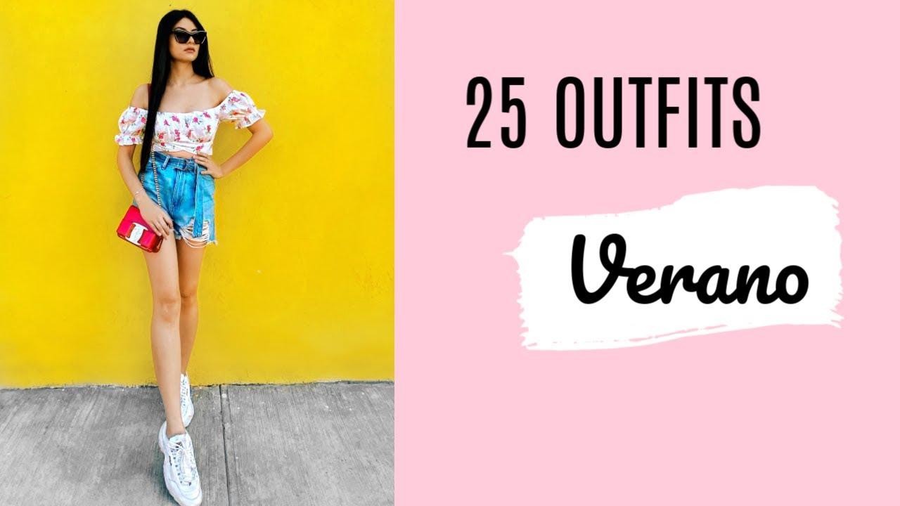 25 Outfits Verano 2020 🌴 FASHION NOVA