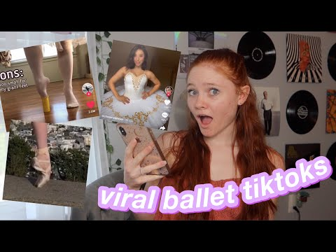 Ballerina Reacts To Viral Ballet TikToks