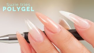 PolyGel: Acrylic Artist's Review