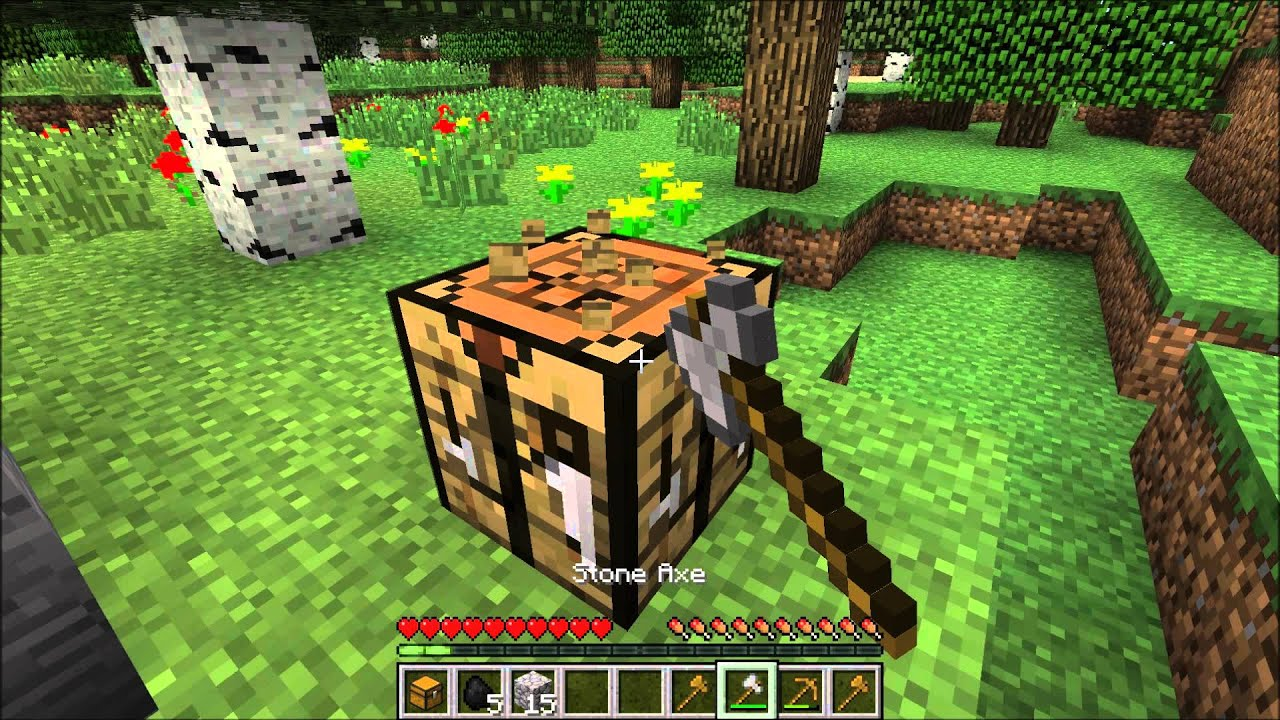 Minecraft for Kids - Tutorial - How to make your first base. Ep 11