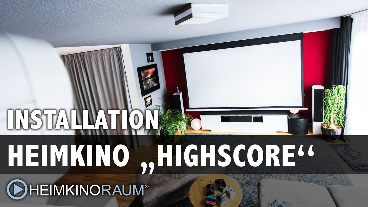 Heimkino Stuttgart das gamer heimkino highscore made by heimkinoraum stuttgart