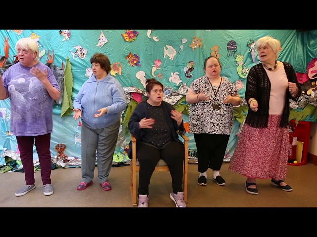The Harbour customers perform 'This is Me'