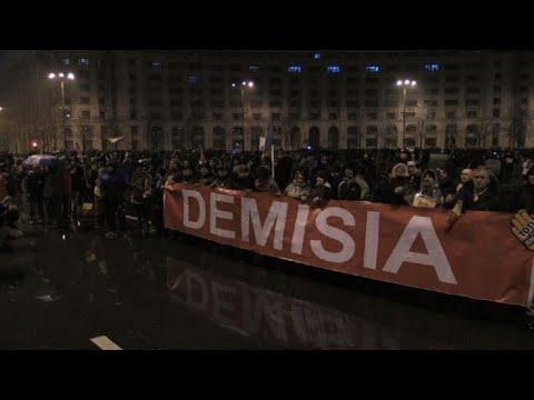 """Plus de 30.000 Roumains disent """"non à la corruption"""""""